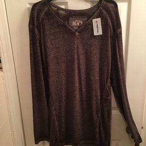 Men's 2XL Buckle Shirt, New